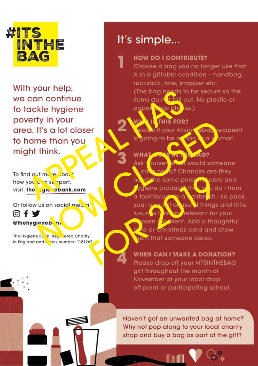 tTHIS APPEA HAS NOW CLOSED FOR 2019