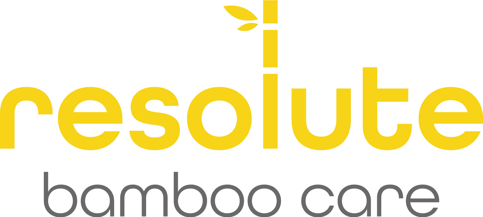 Resolute-Bamboo-Care_Logo-Yellow+Grey