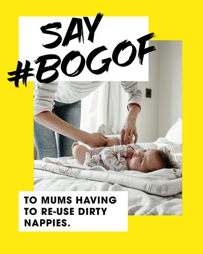 Say BOGOF 2