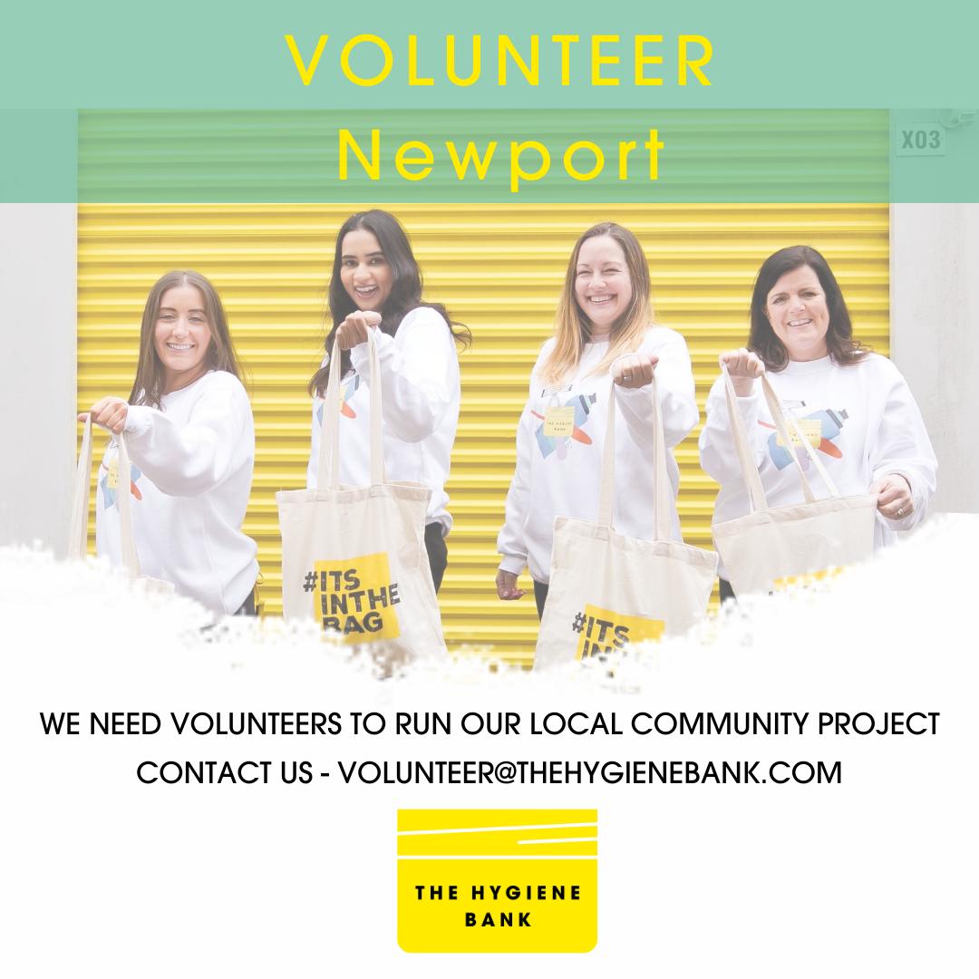 Volunteer Newport
