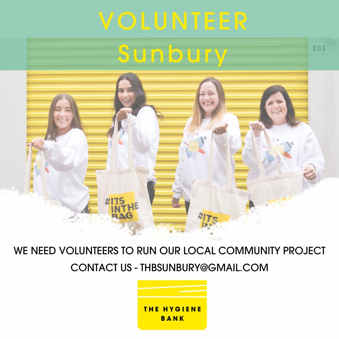 Volunteer Sunbury