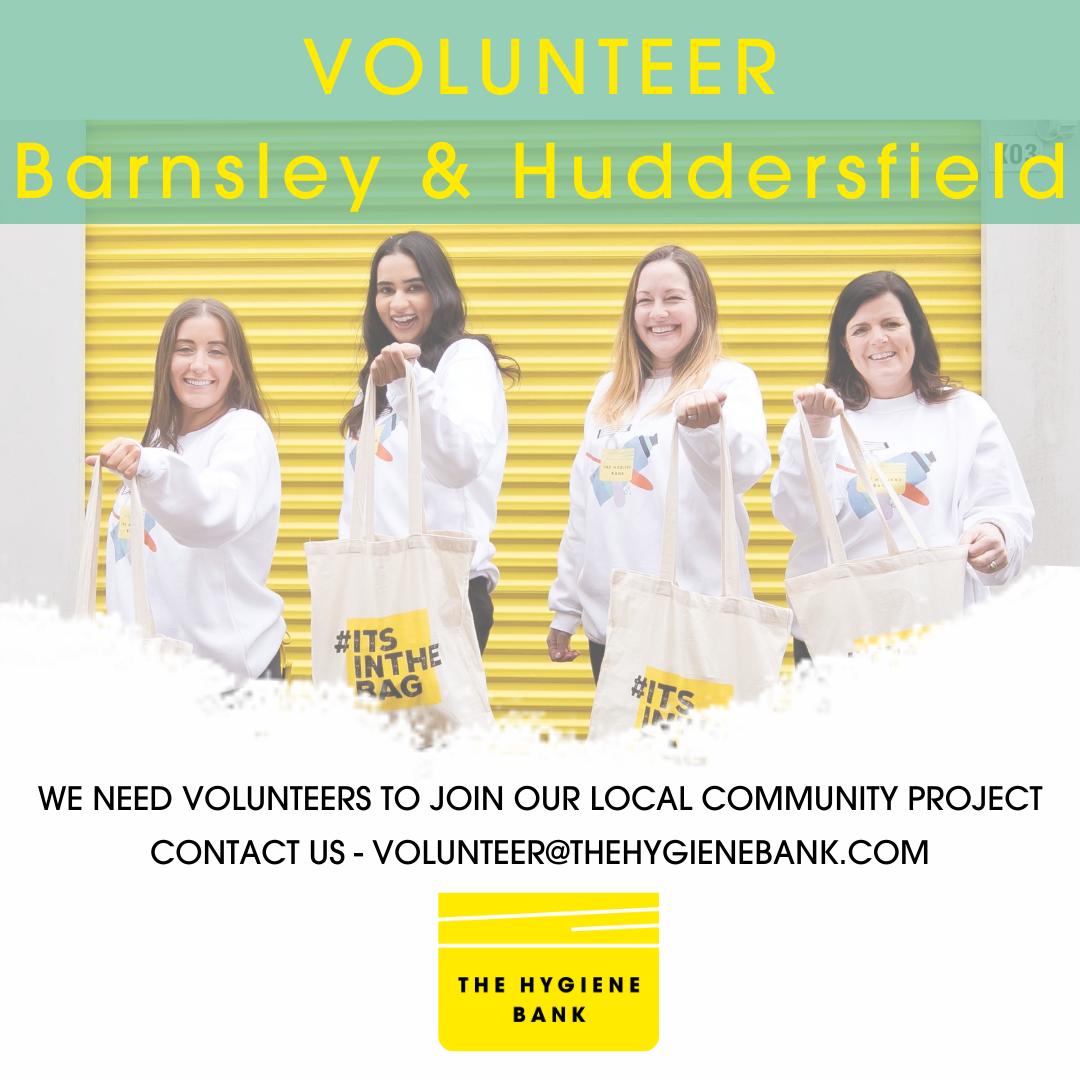 Volunteer barnsley