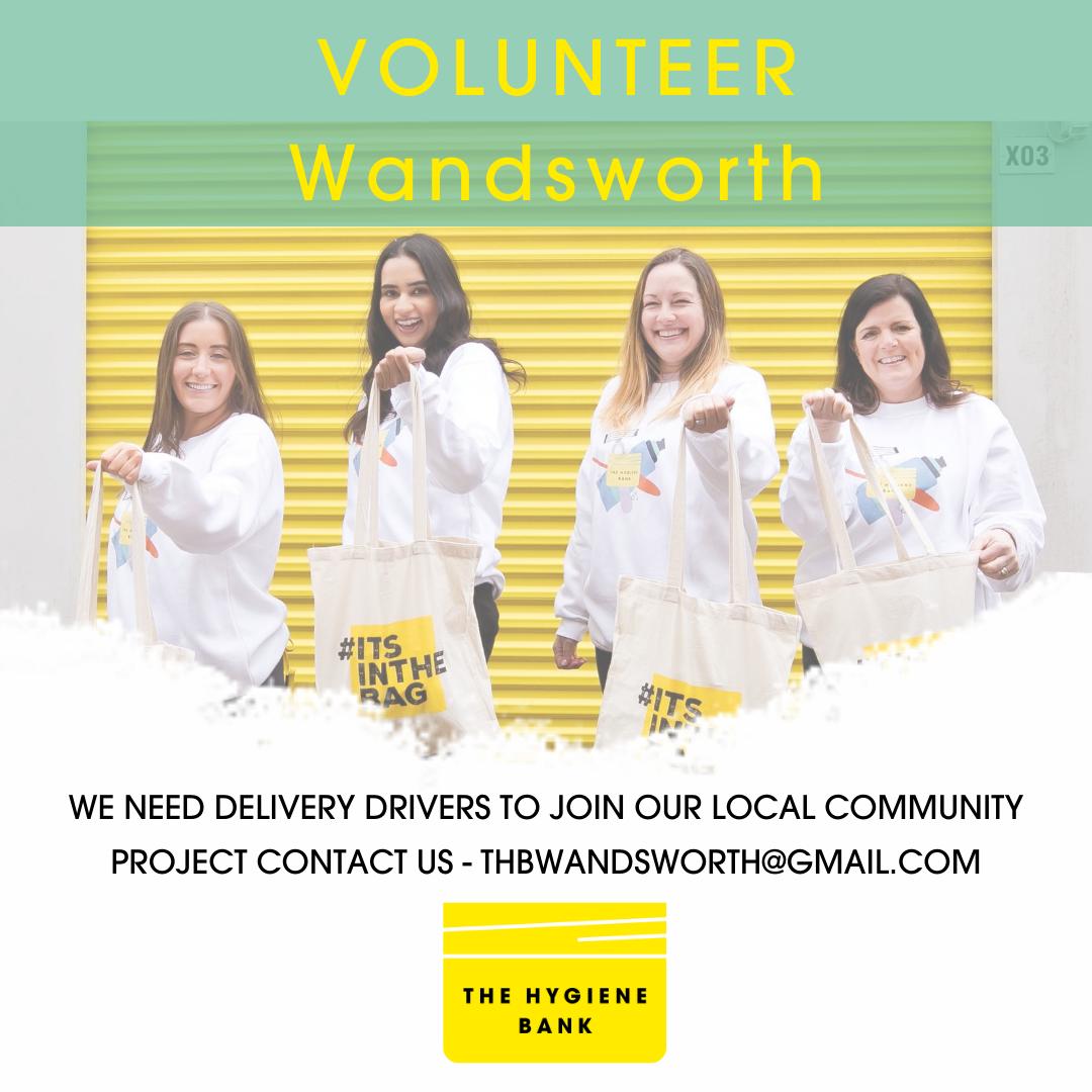 Volunteer wandsworth